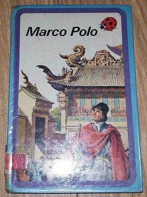 Ladybird Book - History - Marco Polo - Series 561