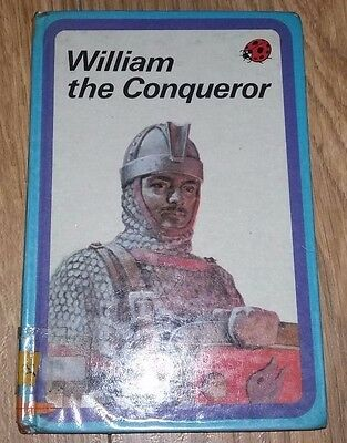 Ladybird Book - History - William the Conqueror - Series 561