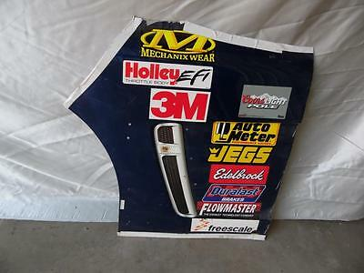Jimmie Johnson 48 Nascar Race Used Sheetmetal Contingency  Lowes Chevy