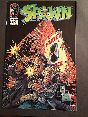 Spawn #35 September 1995 From Image Comics