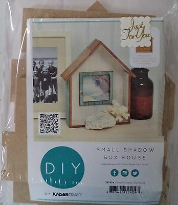 SHADOW BOX small BTP #2404  CLEARANCE PRICE 247mm x 180mm x 55mm
