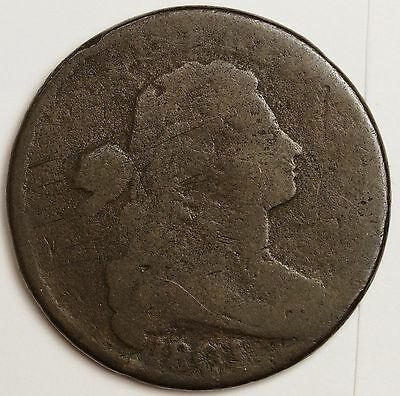 1801 Large Cent.  Full Date.  No Corrosion.  102273