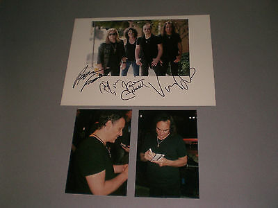 Last in Line signed signiert autograph Autogramm auf 20x28 Foto in person