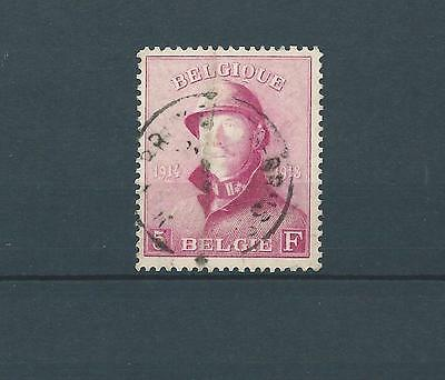 Belgique - 1919-20 Yt 177 - Timbre Obl. / Used