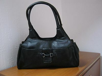 Ladies Black Tote Bag from Marks and Spencer