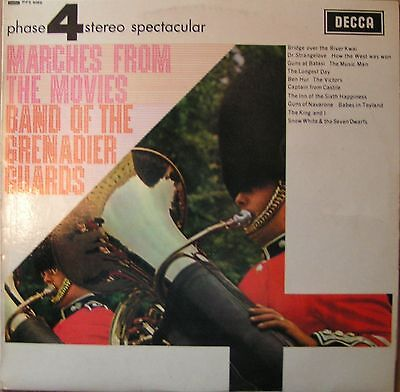 Band Of The Grenadier Guards - Marches From The Movies