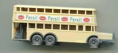 PERSIL double deck bus   by WIKING   N Gauge