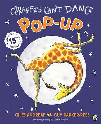 The Pop Up Giraffes Can't Dance (Hardcover), Andreae, Giles, Park. 9781846165146