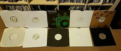 """COLLECTION OF 30x12"""" VINYL/RECORDS - DRUM & BASS JUNGLE LOT 3"""
