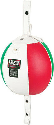 Ringside Boxing Limited Edition Double End Bag - Red/Green