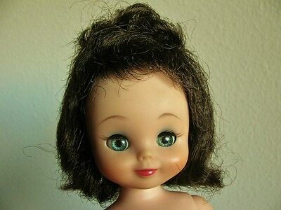 Vintage 1958 Brunette Betsy Mccall Doll, 14""