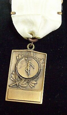 Vintage Kentucky State Fair Volleyball 1929 Medal Balfour in Box