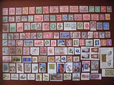 Australia Australian Collection of Vintage and Other Used Stamps