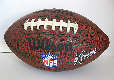 Wilson American Football (NFL Extreme Series - F1645X) vgc
