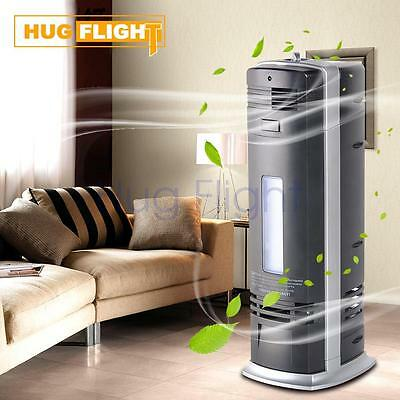 5in1 Carbon Ionic Air Purifier Ioniser Freshener Revitaliser Cleaner Ozone CE