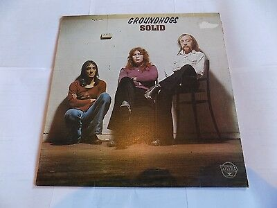 The Groundhogs 2 X Classic Blues/rock Vinyl Lps Collection