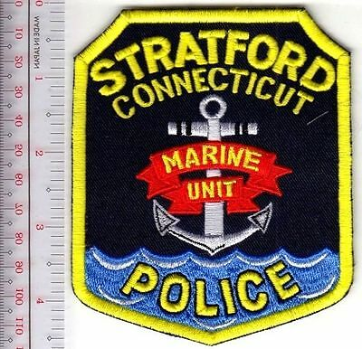 Stratford Police Department Connecticut SCUBA Rescue Recovery Diving Marine Unit