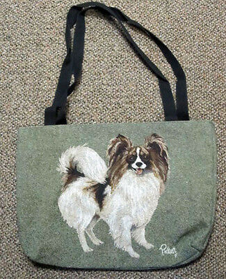 Papillon Tapestry Tote Bag