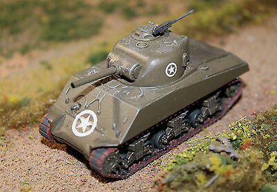 Built/Painted 1/72: US Army M4A3 105mm Assault Tank NW Europe 1944/45