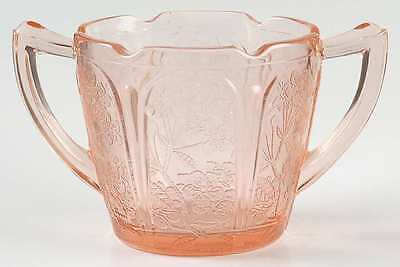 Jeannette Glass CHERRY BLOSSOM PINK Open Sugar 286009