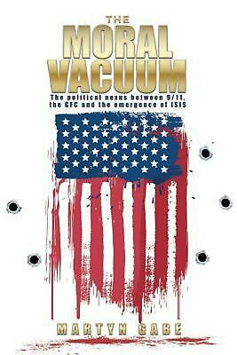 The Moral Vacuum by Martyn Gabe (English) Paperback Book Free Shipping!