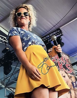 """Cam Country Singer REAL hand SIGNED 8x10"""" Photo + w/ COA #2 Autographed"""