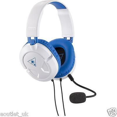 Turtle Beach Ear Force Recon 60P Cuffie per Sony PlayStation PS4 Gioco NUOVO