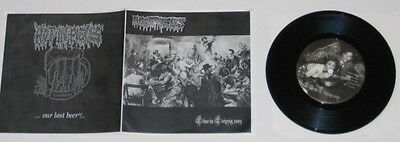 """AGATHOCLES (BEL) / ROT IN PIECES (CAN) - split-ep (rare 7"""" ep 2004)"""