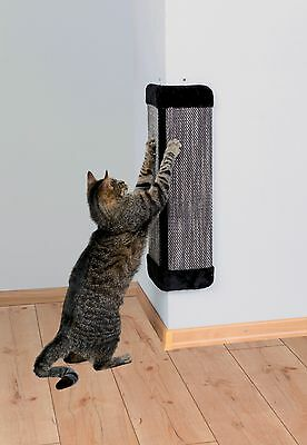 New Scratcher - Trixie Cat Scratching Sisal Hanging Corner Wall Board 43167