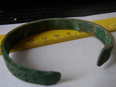 Ancient Bronze Bracelet