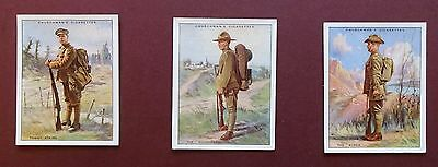 Warriors Of All Nations Issued 1929 By Churchman Set L12