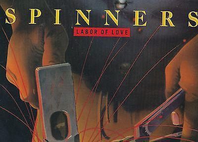 Spinners - 'labor Of Love (1981 U.s L.p)'.