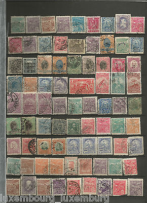 NOV 120 Brazil - Brasil lovely selection of EARLY USED stamps great value $$