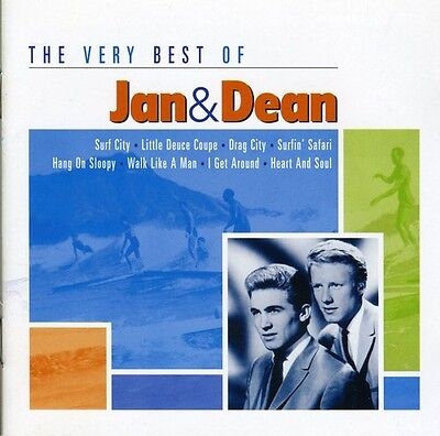 Jan & Dean - Surf City: Very Best of [New CD]
