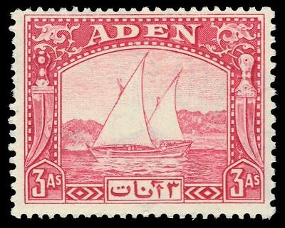 ADEN 6 (SG6) - Arabian Dhow Issue (pa64337)