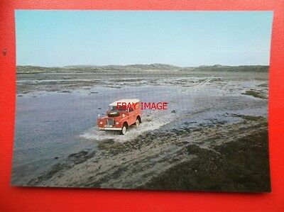 Postcard Royal Mail Postbus Service 78 Isle Of Colonsay & Oronsay