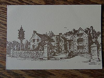 Postcard - The Old Court Hotel and Restaurant, Symonds Yat (West), Ross on Wye