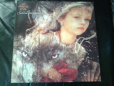 All About Eve - Scarlet and Other Stories LP (1989) Mercury