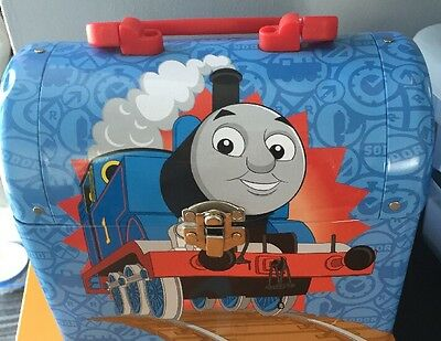 2011 Thomas The Train Metal Lunchbox Or Pail Kids Movie Character