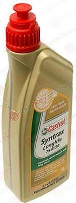 New Castrol Syntrax Long Life Differential Oil - SAE 75W-90 Synthetic (1 Liter)