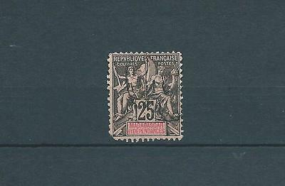 Madagascar - 1896-99 Yt 35 - Timbre Obl. / Used