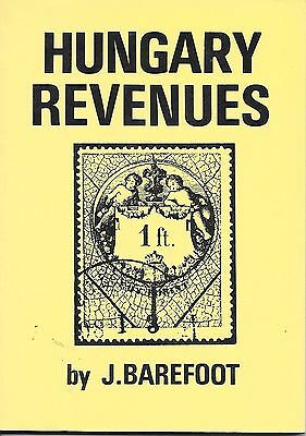 Hungary Revenues - Catalogue - by J.Barefoot. 1987