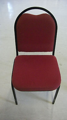 15 Padded Heavy Duty Stacking Chairs-£30 EACH,or Near Offer.