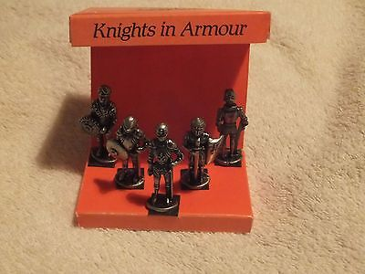 Toy Soldiers -  Knights in Armour -  Westair