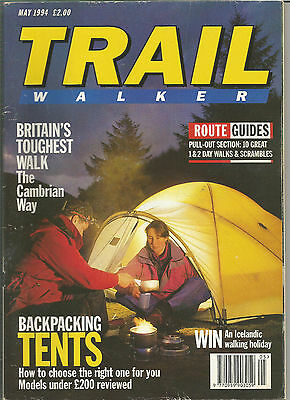 Trail May 1994 Live For The Outdoors.