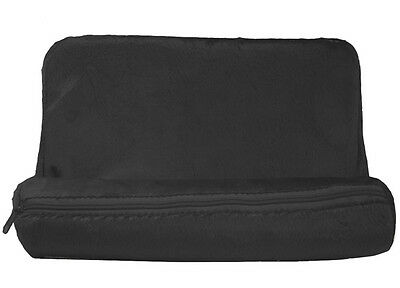 IPAD BLACK Plush Tablet Wedge Pillow FOR TABLETS, SMART PHONE E-READERS AND MORE