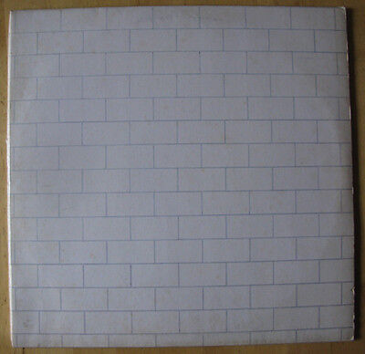 Double LP 33t PINK FLOYD : The Wall
