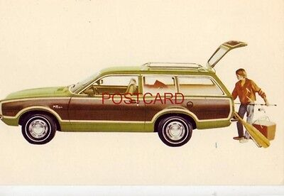 1973 Pinto Squire Station Wagon - Ford