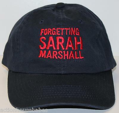 FORGETTING SARAH MARSHALL - MOVIE PROMO HAT - NEW - One Size Fits All - BALL CAP