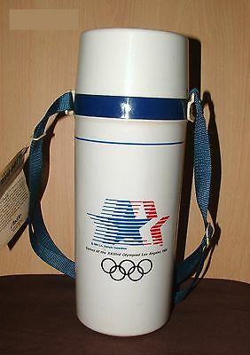 Aladdin Limited Edition Thermo Bottle 1984 Los Angeles Olympics with Tag
